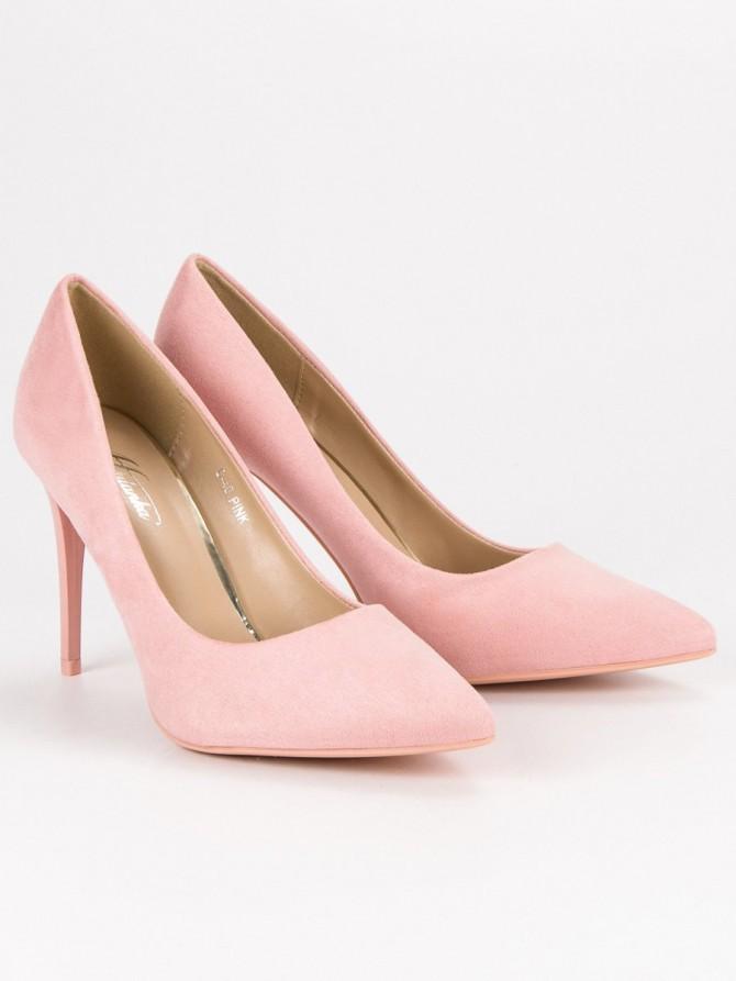 Czasnabuty salonarji roza barva