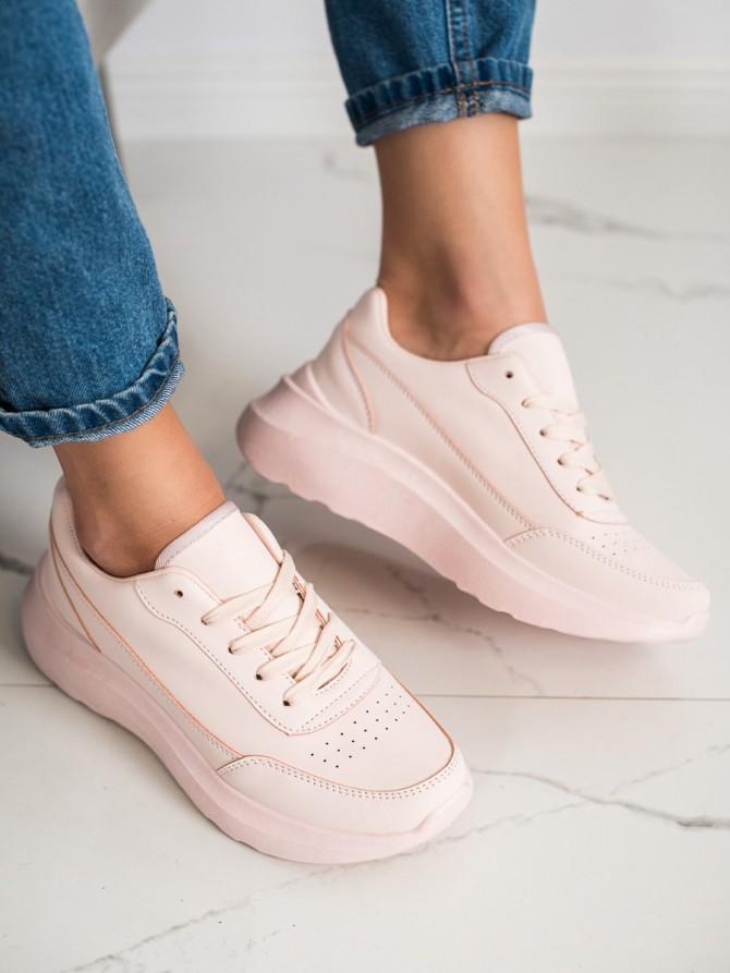 70578 - Shelovet superge, nizki čevlji roza barva