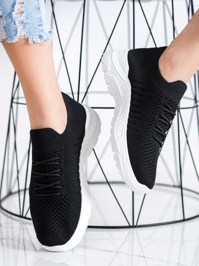 71980 - Sweet shoes superge, nizki čevlji crna barva