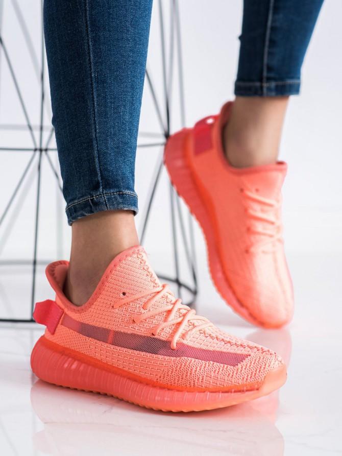 72478 - Shelovet superge, nizki čevlji oranzna barva