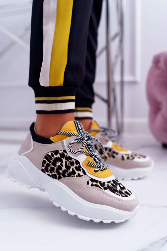 Ženske superge,leopard CHILLOUT