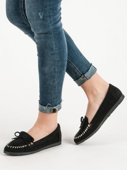 57054 - Seastar mokasinke crna barva