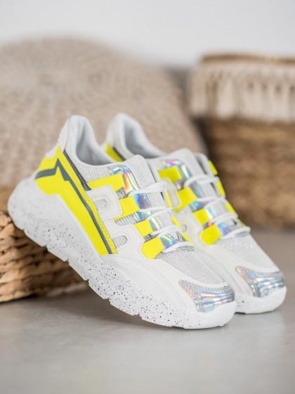 64341 - Seastar superge, nizki čevlji bela barva