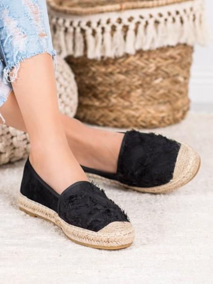 66584 - Seastar superge, nizki čevlji crna barva