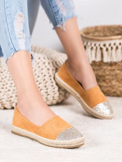 66612 - Seastar superge, nizki čevlji oranzna barva