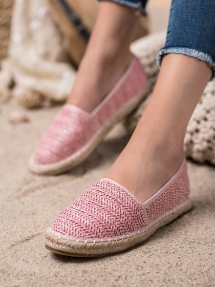 66938 - Shelovet superge, nizki čevlji roza barva