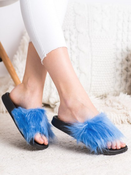 69622 - Shelovet copati modra barva