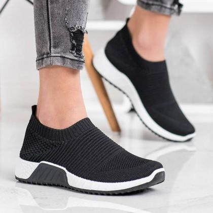 69934 - Goodin superge, nizki čevlji crna barva