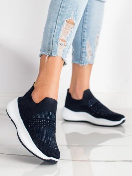 70365 - Renda superge, nizki čevlji modra barva