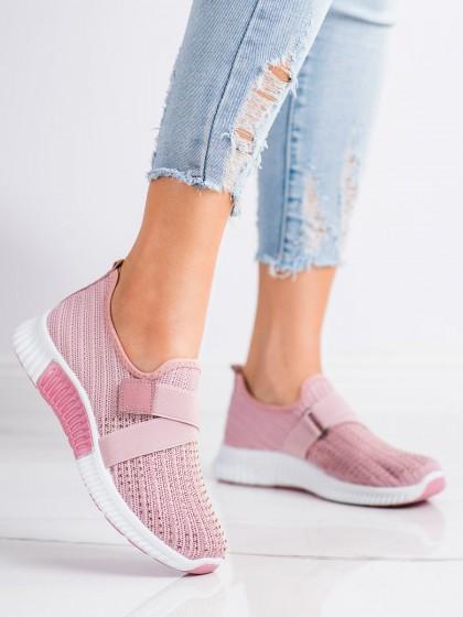 70369 - Shelovet superge, nizki čevlji roza barva