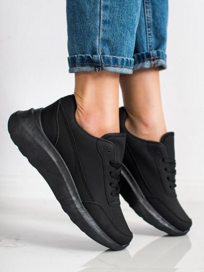 70580 - Shelovet superge, nizki čevlji crna barva