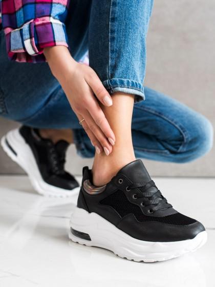 70961 - Weide superge, nizki čevlji crna barva