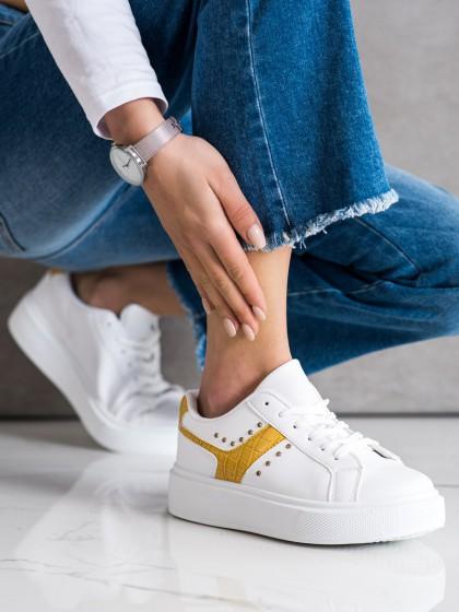 71075 - Shelovet superge, nizki čevlji bela barva