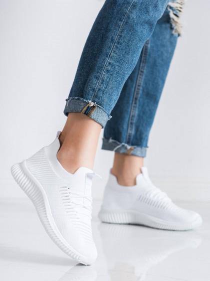 71135 - Mckeylor superge, nizki čevlji bela barva