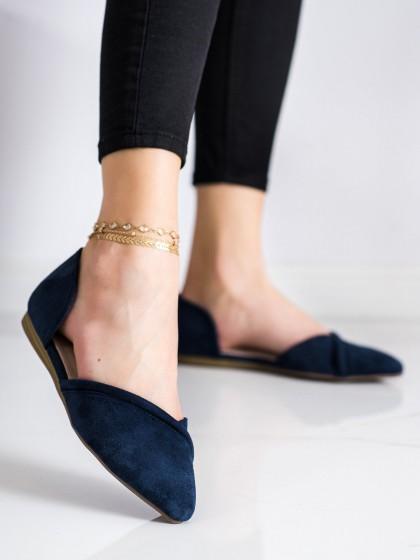 71450 - Goodin balerinke, espadrile modra barva