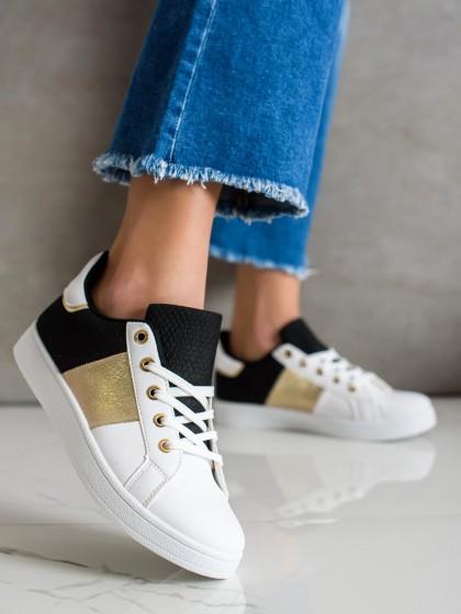 71755 - Shelovet superge, nizki čevlji crna barva