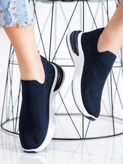 72069 - Shelovet superge, nizki čevlji modra barva