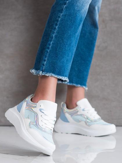 72106 - Sweet shoes superge, nizki čevlji modra barva