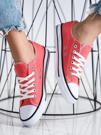 72135 - Shelovet superge, nizki čevlji roza barva