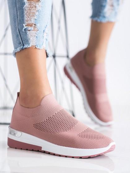 72215 - Shelovet superge, nizki čevlji roza barva