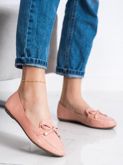 72318 - Kayla mokasinke roza barva