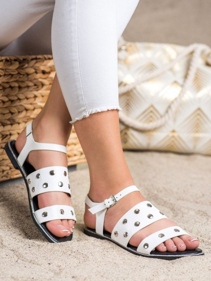 72442 - Goodin sandali bela barva