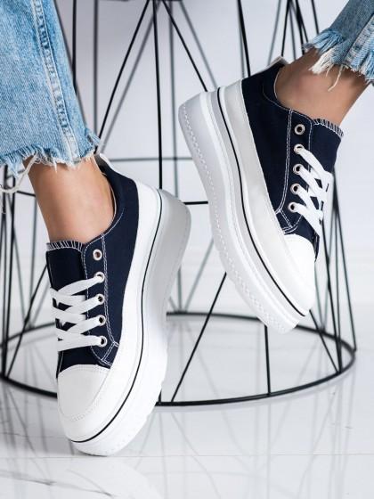 72471 - Seastar superge, nizki čevlji modra barva