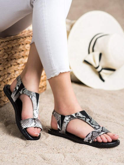 72513 - Goodin sandali zivalski motiv barva