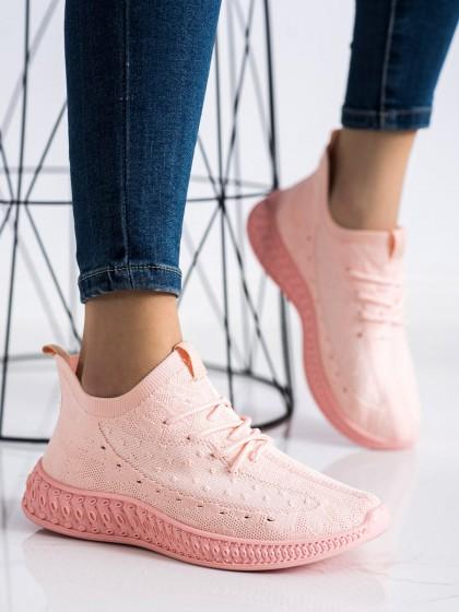 72569 - Shelovet superge, nizki čevlji roza barva