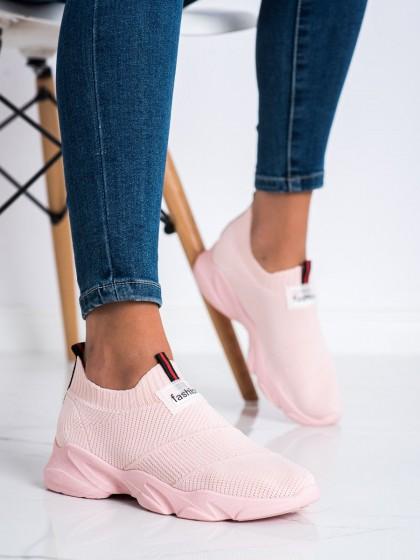 72769 - Shelovet superge, nizki čevlji roza barva