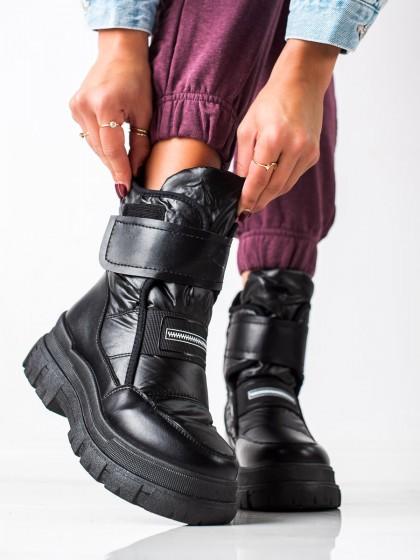 74022 - Seastar sneg škornji crna barva