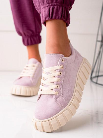 74205 - Sweet shoes superge, nizki čevlji vijolicna barva